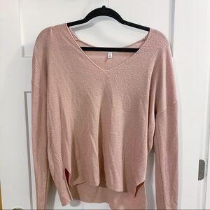 Light Pink BP Sweater